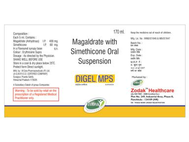DIGEL - MPS - Zodak Healthcare
