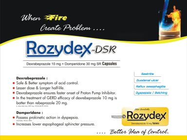 ROZYDEX(TM)** - Zodak Healthcare