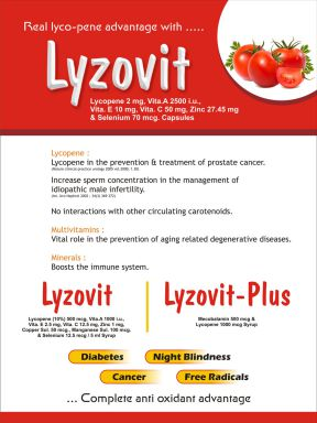 LYZOVIT-PLUS - Zodak Healthcare